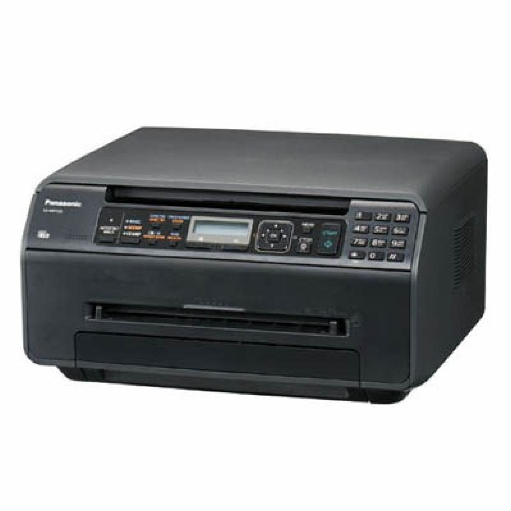 Многофункциональное устройство KX-MB1520UCB Black PANASONIC (KX-MB1520UCB)