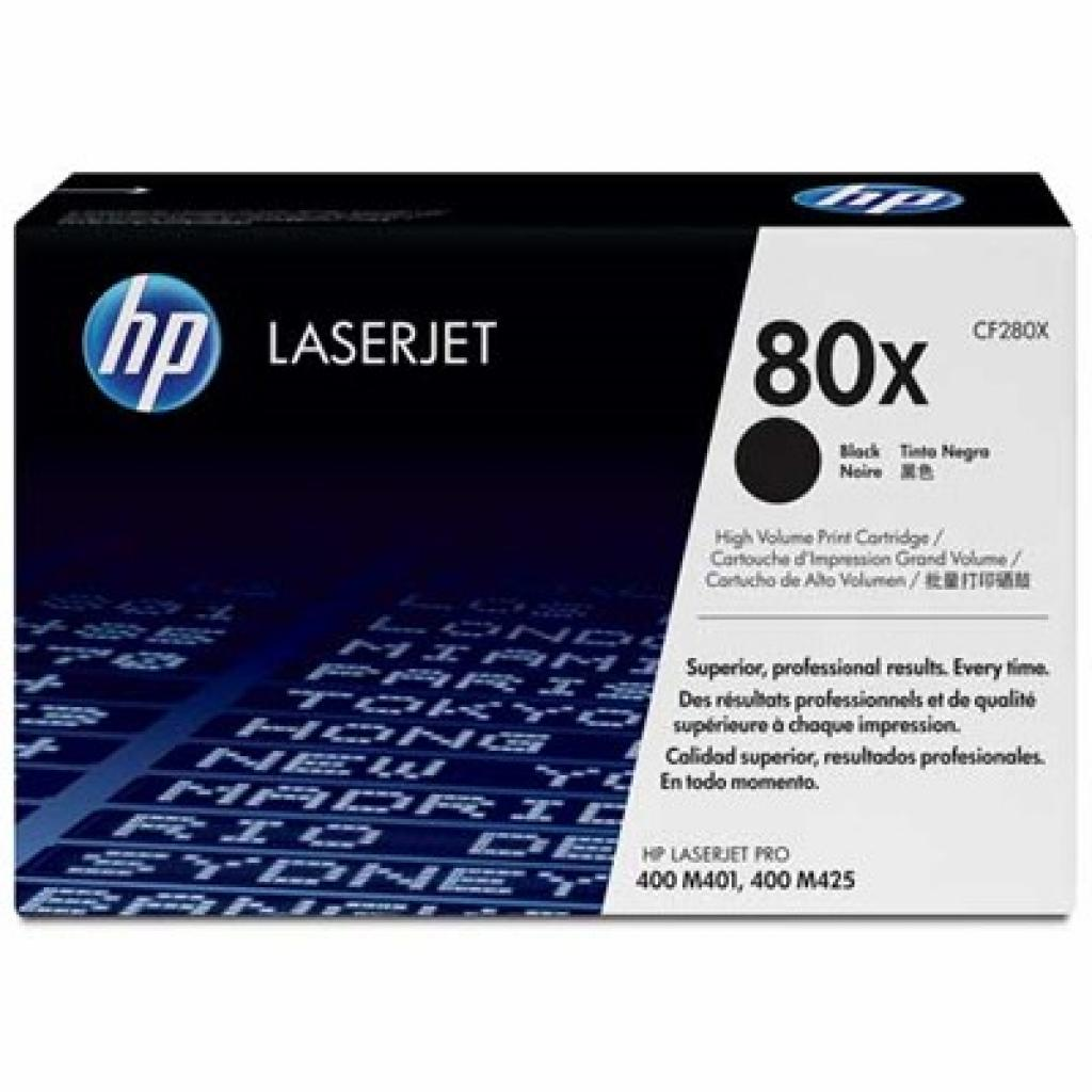 Картридж HP LJ Pro 400 M401/Pro 400 MFP M425 (CF280X)