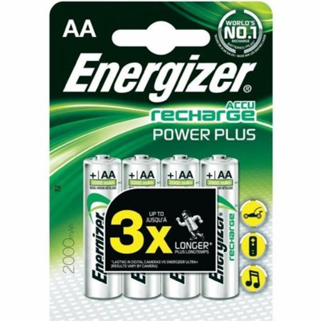 Батарейка Energizer AA Energizer Plus LR6 (7638900297355)