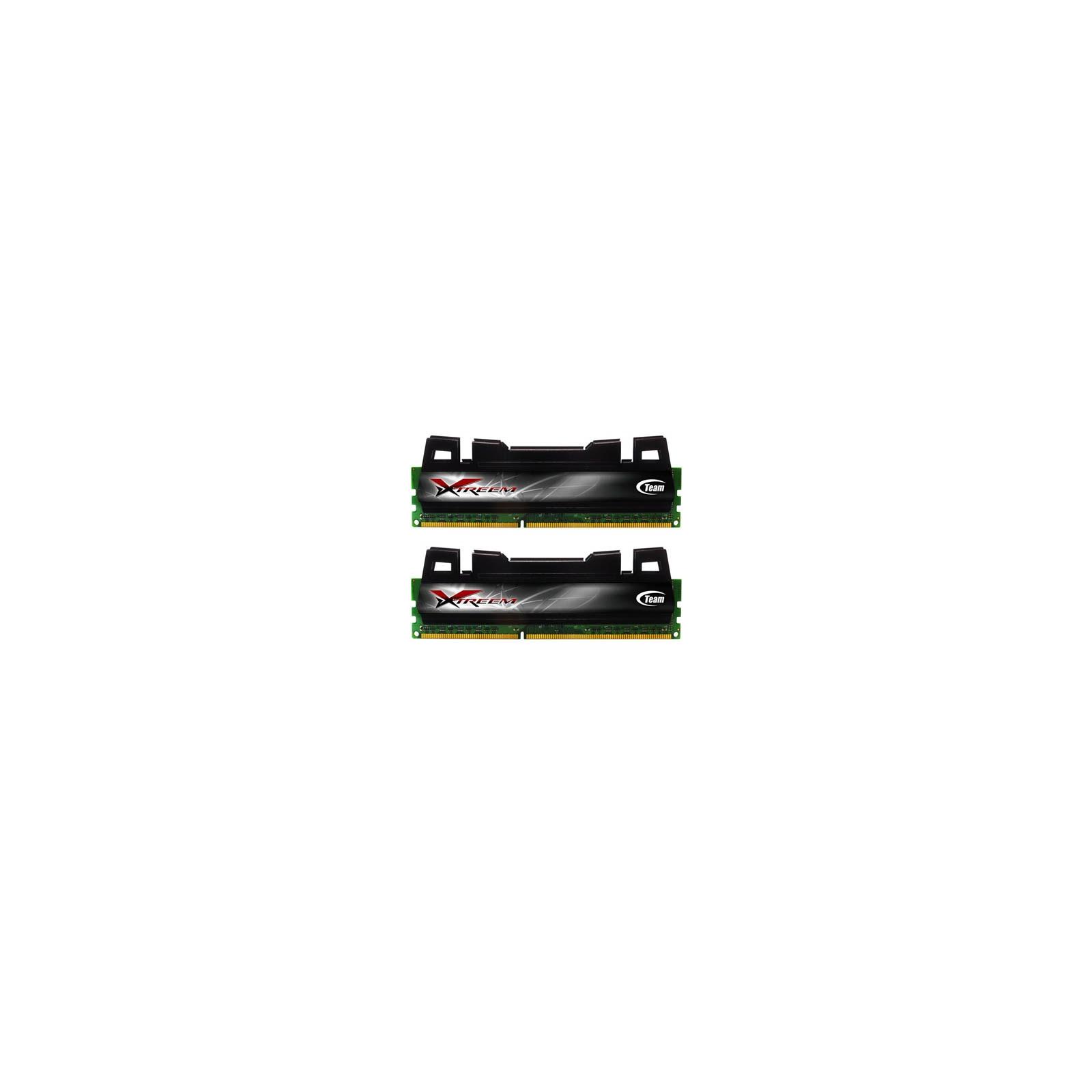 Модуль памяти для компьютера DDR3 8GB (2x4GB) 1866 MHz Team (TDD38G1866HC11DC01)