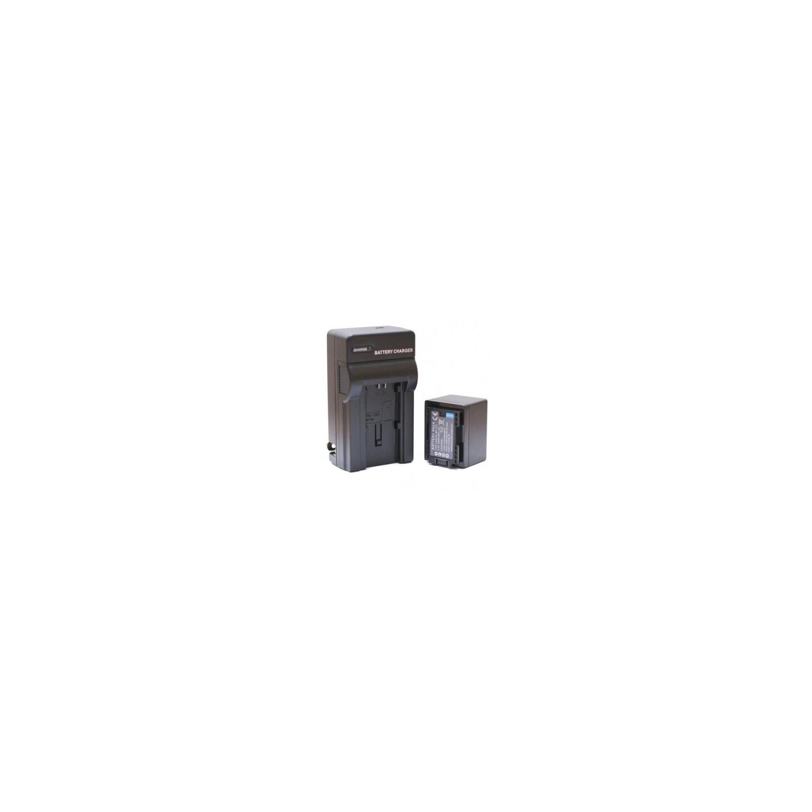 Аккумулятор к фото/видео EXTRADIGITAL Canon BP-727 (DV00DV1376)