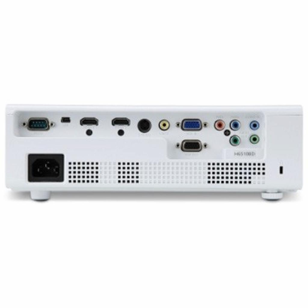 Проектор Acer H6510BD (MR.JFZ11.001) изображение 2