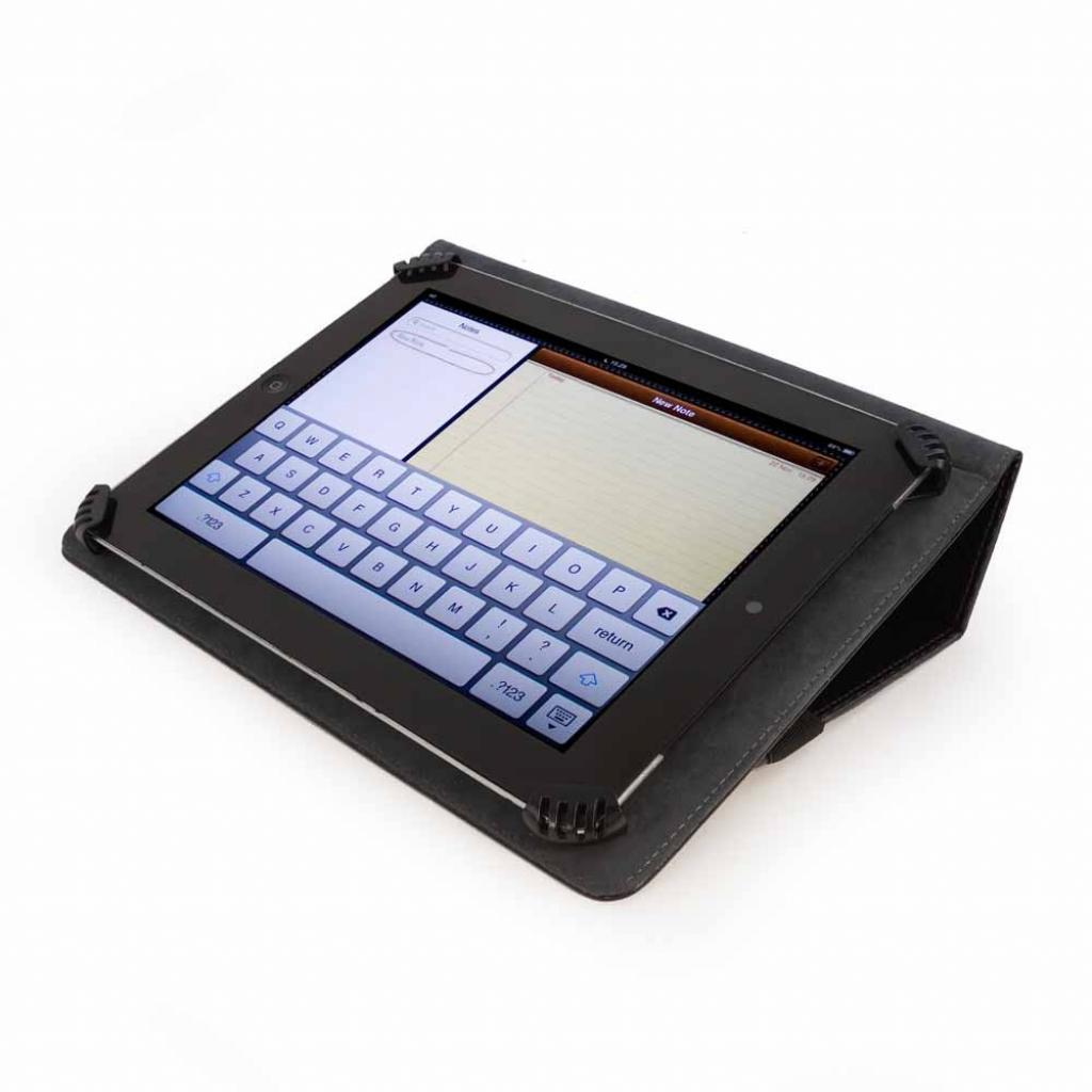 Чехол для планшета Tuff-Luv 10 Uni-View Black Carbon (A3_45) изображение 5