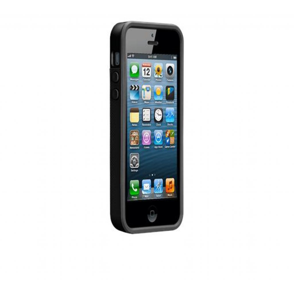 Чехол для моб. телефона Case-Mate для Apple iPhone 5 POP ID Black (CM022408) изображение 2