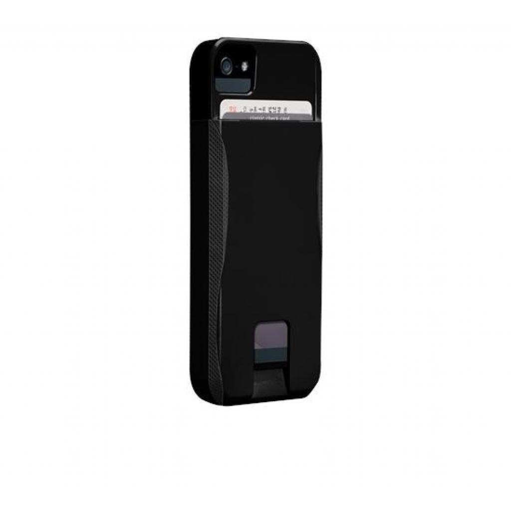 Чехол для моб. телефона Case-Mate для Apple iPhone 5 POP ID Black (CM022408)
