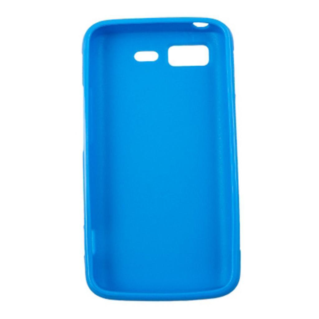 Чехол для моб. телефона Drobak для Fly IQ440 /Elastic PU/Blue (214727) изображение 2