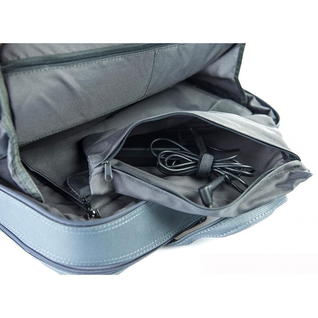 """Сумка для ноутбука Tucano 13-14"""" Domina Small/Grey (BDS-G) изображение 5"""