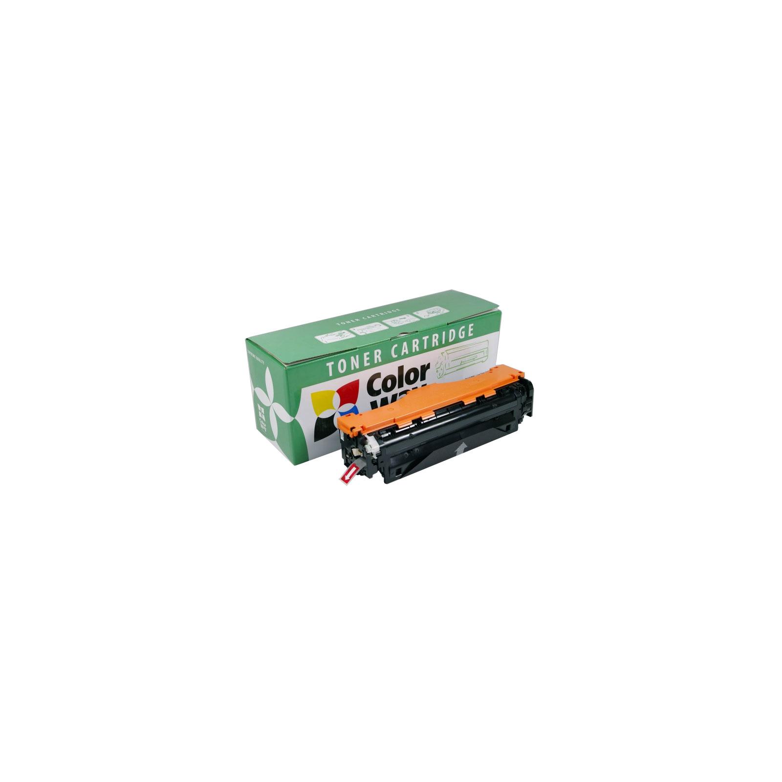 Картридж ColorWay для HP CLJ M351/M451 Black (CE410A) (CW-H410BKM)