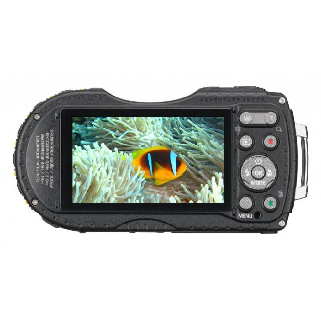 Цифровой фотоаппарат Pentax WG-3 GPS black-viol kit (1267203) изображение 3