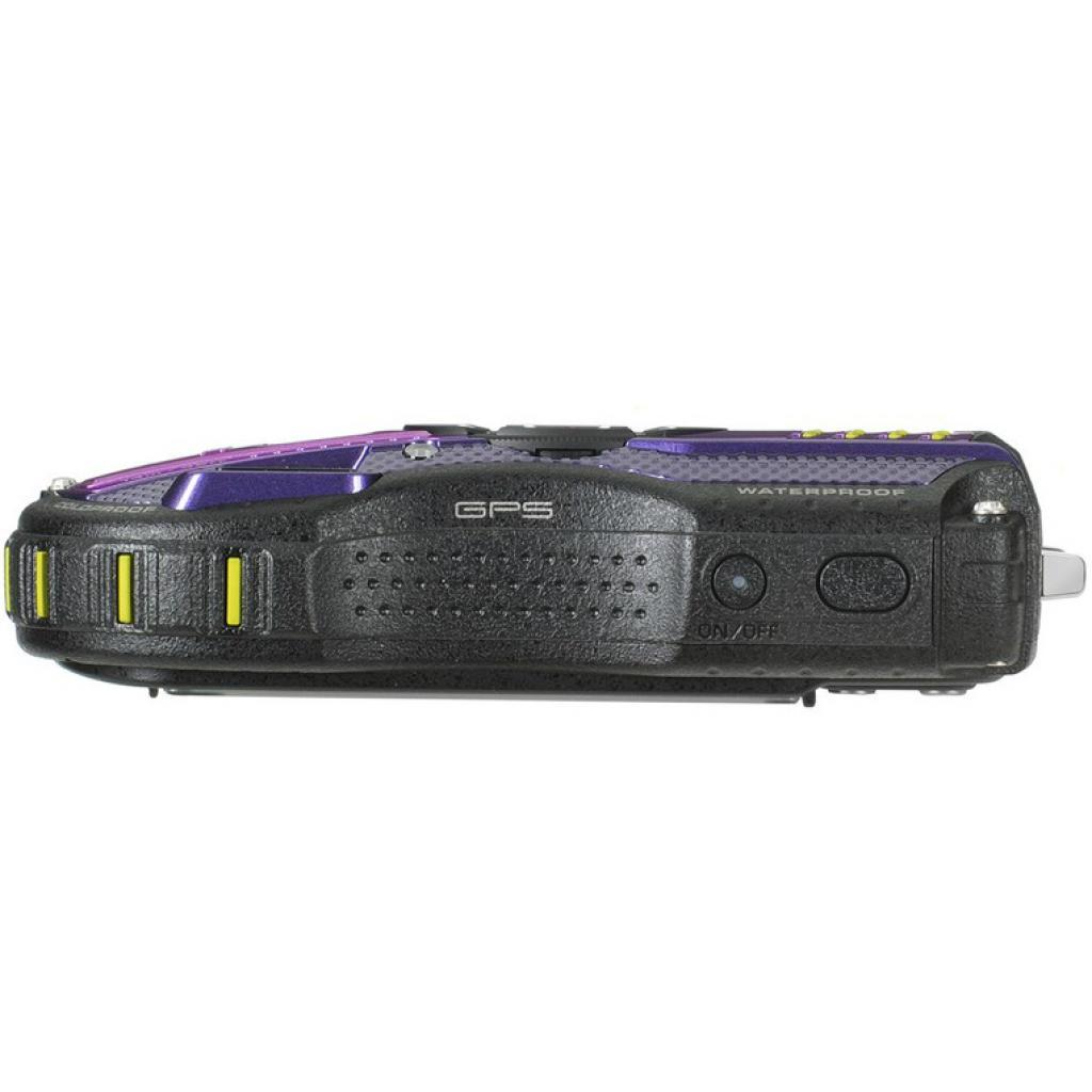 Цифровой фотоаппарат Pentax WG-3 GPS black-viol kit (1267203) изображение 4