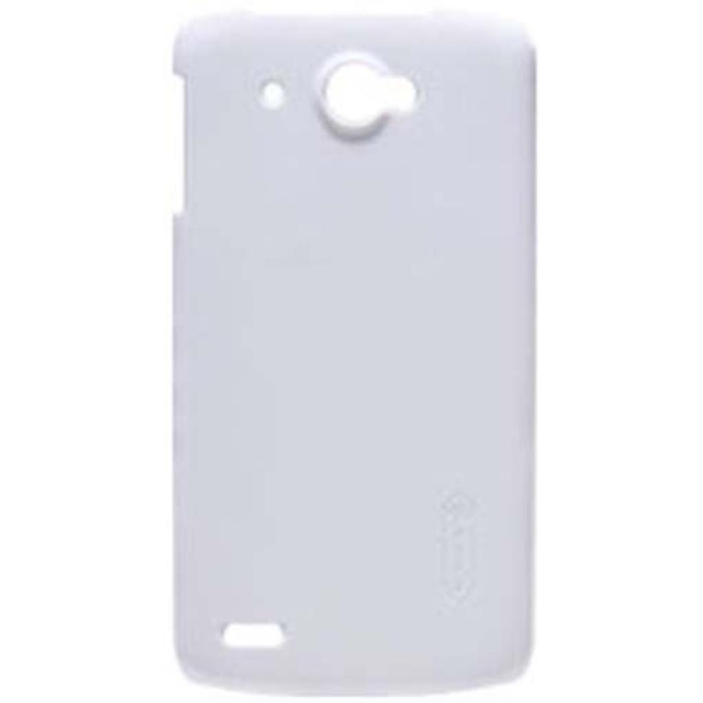 Чехол для моб. телефона NILLKIN для Lenovo S920 /Super Frosted Shield/White (6077013)