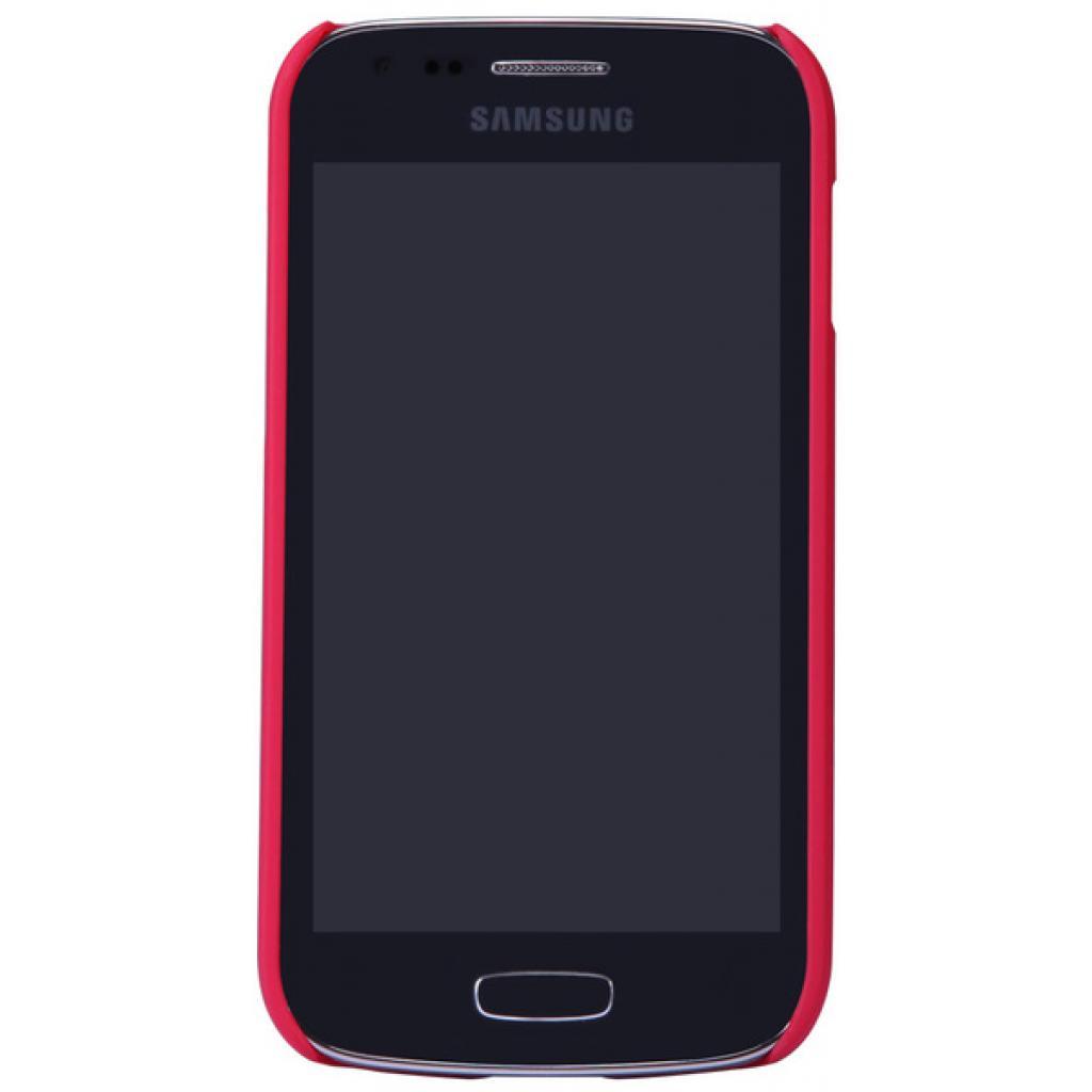 Чехол для моб. телефона NILLKIN для Samsung S7272 /Super Frosted Shield/Red (6077029) изображение 2