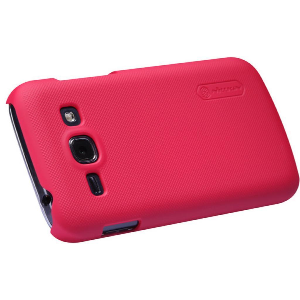 Чехол для моб. телефона NILLKIN для Samsung S7272 /Super Frosted Shield/Red (6077029) изображение 4