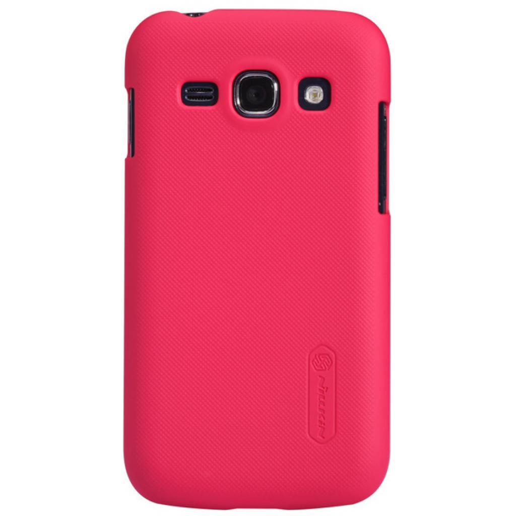 Чехол для моб. телефона NILLKIN для Samsung S7272 /Super Frosted Shield/Red (6077029)