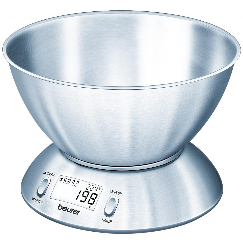 Весы кухонные BEURER KS 54 (4211125/708.40/5)