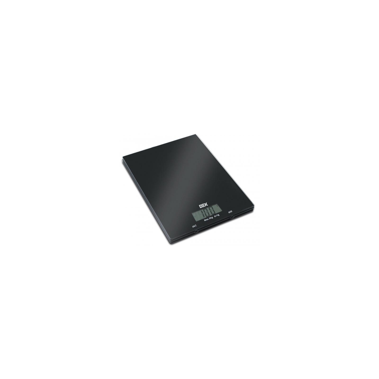Весы кухонные DEX DKS-402 изображение 2