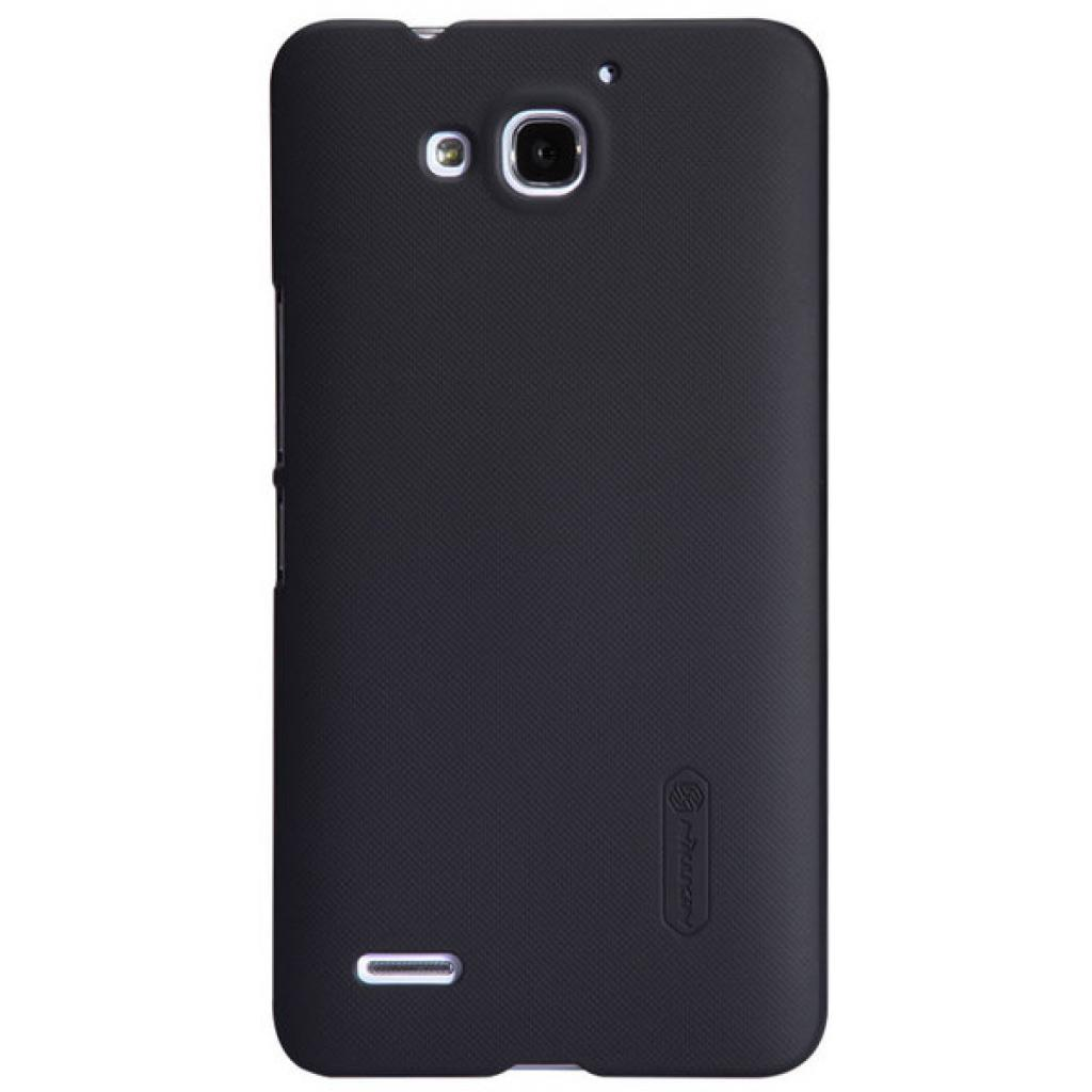 Чехол для моб. телефона NILLKIN для Huawei Honor 3X/G750 /Super Frosted Shield/Black (6129179)