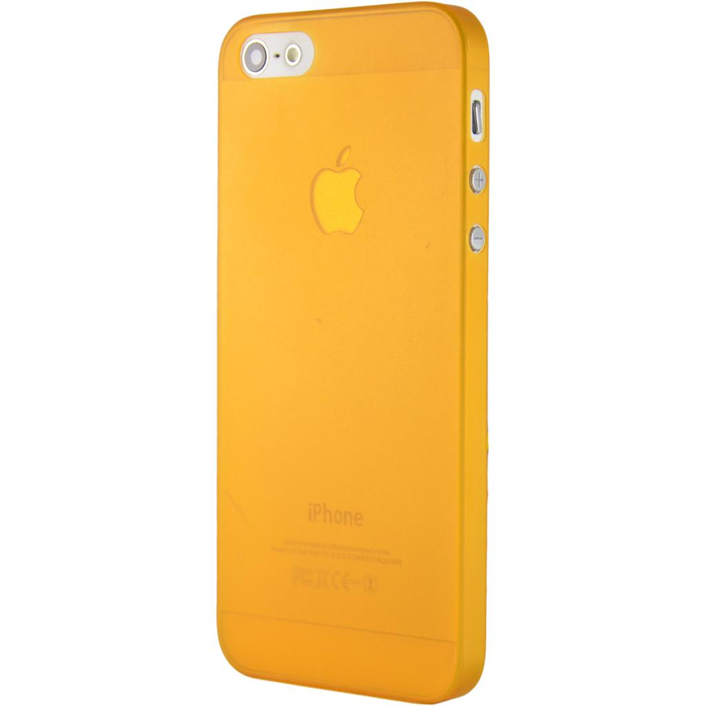 Чехол для моб. телефона Pro-case iPhone 5 ultra thin orange (PCUT5SOR)