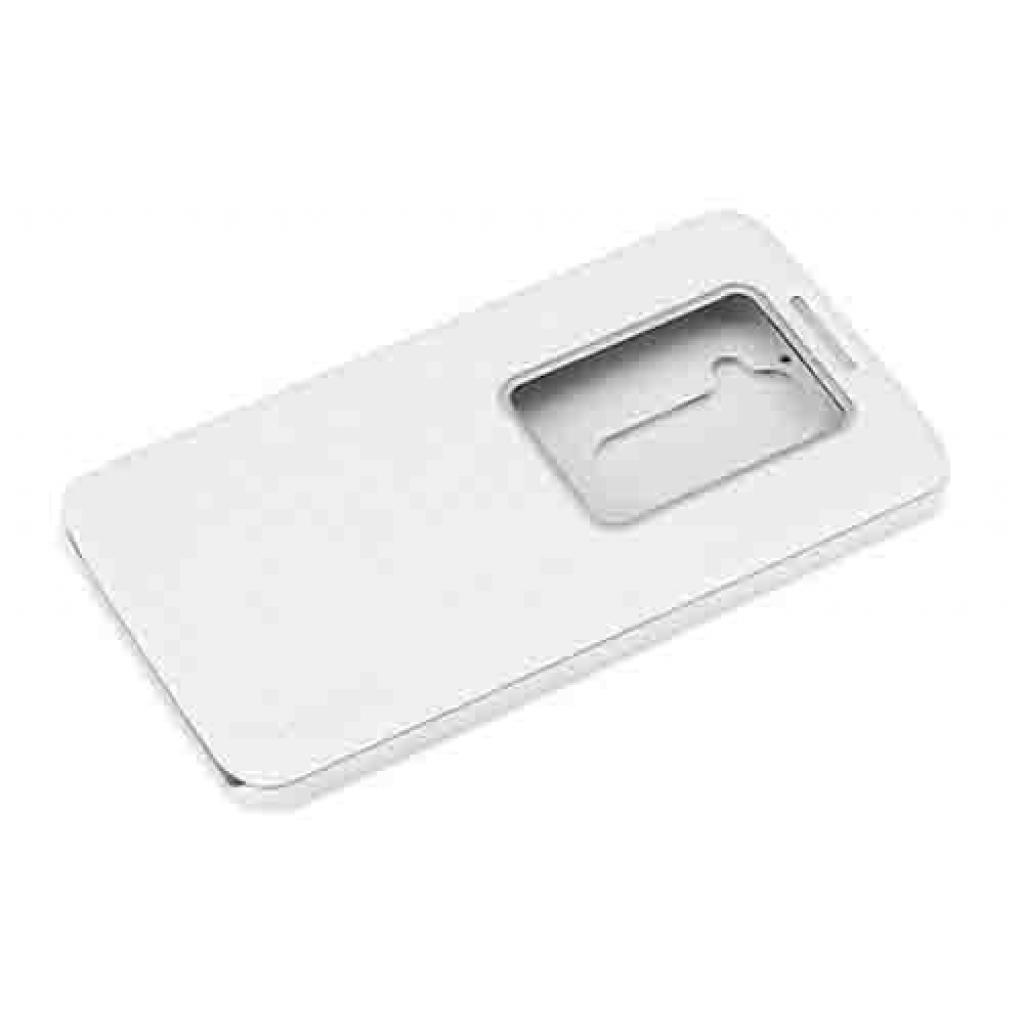Чехол для моб. телефона Rock LG G2 International Excel series white (G2-57627)