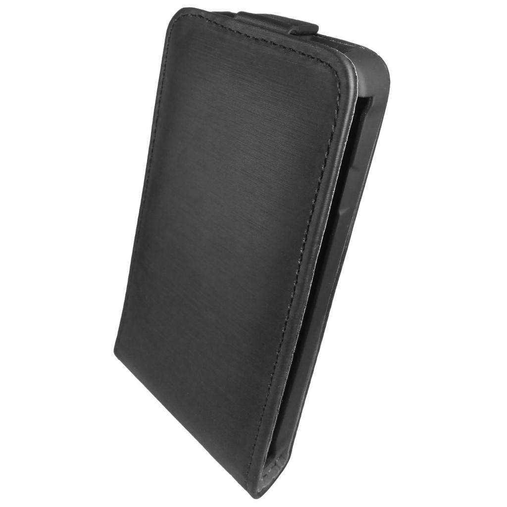 Чехол для моб. телефона GLOBAL для Samsung i9070 Galaxy S Advance (черный) (1283126446481) изображение 2