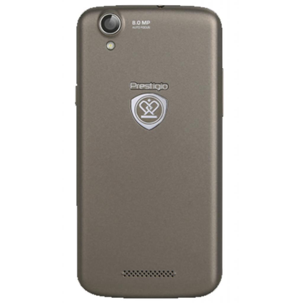 Мобильный телефон PRESTIGIO MultiPhone 5504 DUO Metal (PSP5504DUOMETAL) изображение 2
