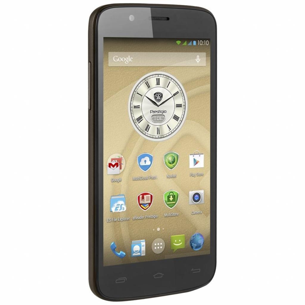 Мобильный телефон PRESTIGIO MultiPhone 5504 DUO Metal (PSP5504DUOMETAL) изображение 7