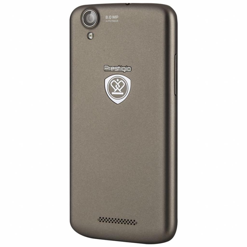 Мобильный телефон PRESTIGIO MultiPhone 5504 DUO Metal (PSP5504DUOMETAL) изображение 8