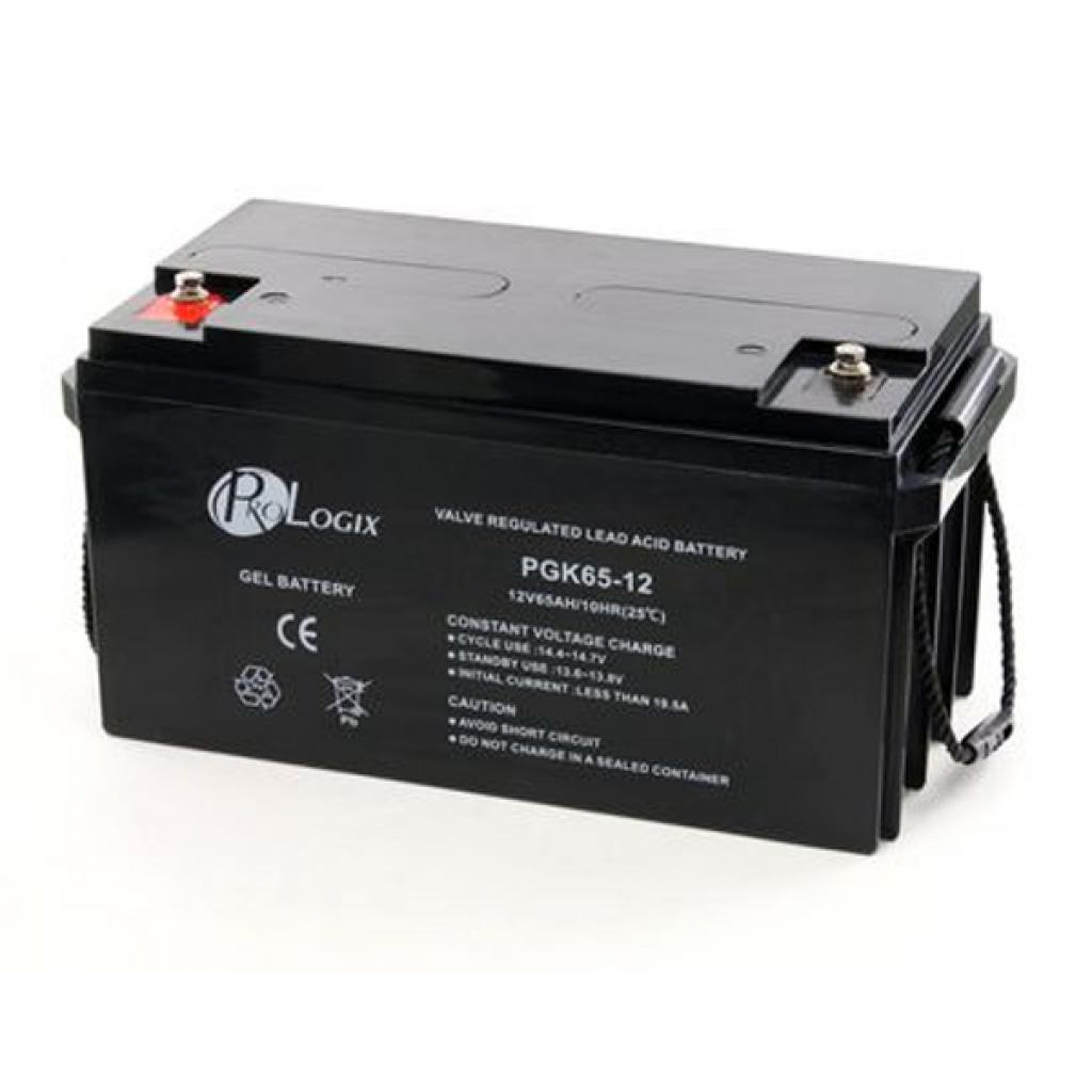 Батарея к ИБП PrologiX 12В 65 Ач гелевая (GK65-12)