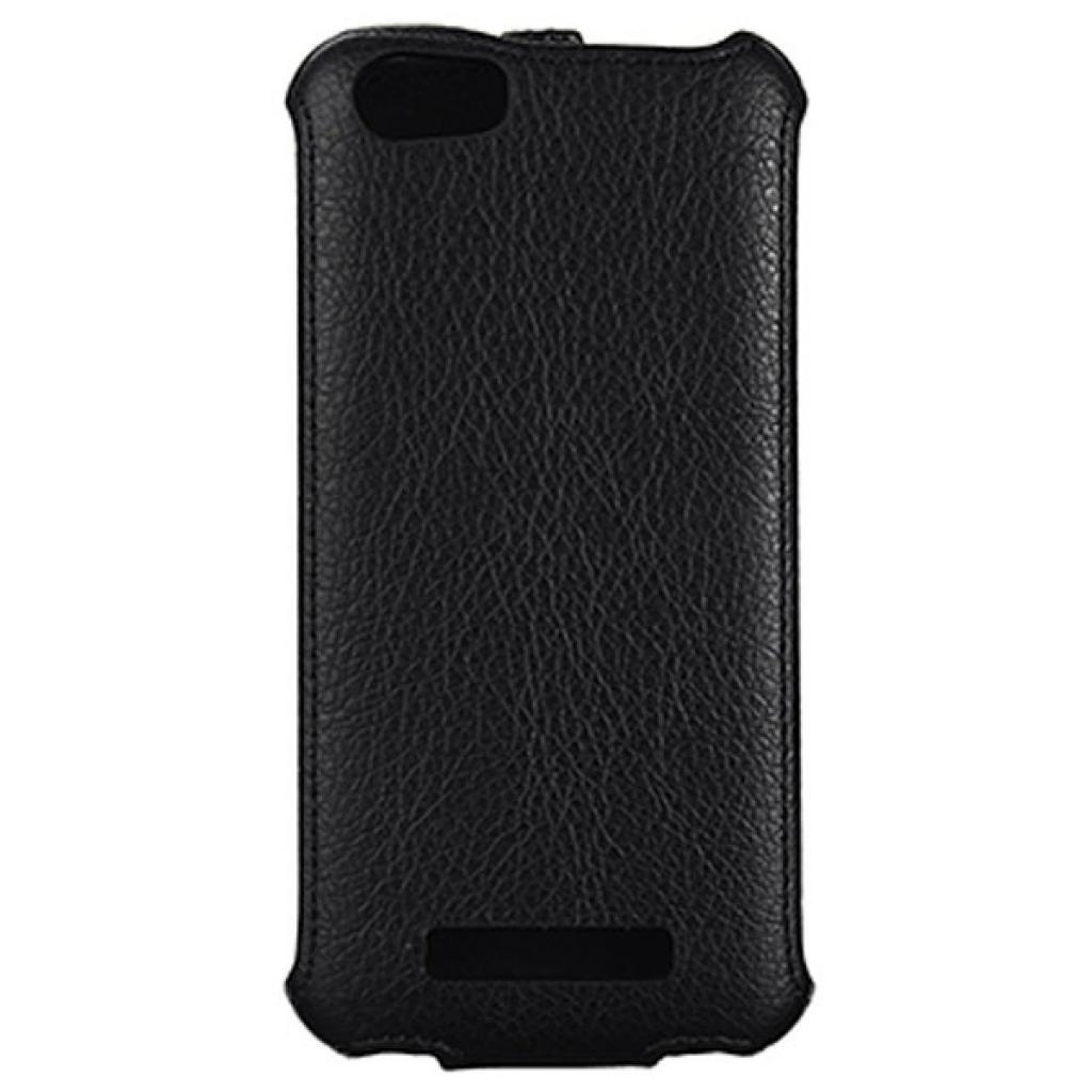 Чехол для моб. телефона Vellini для Fly IQ4413 Black /Lux-flip / (214769) (214769) изображение 2