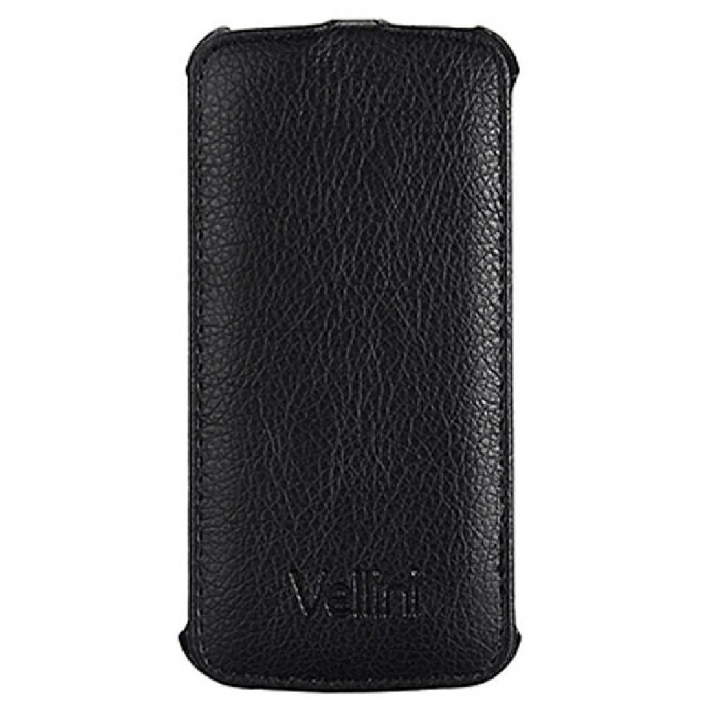 Чехол для моб. телефона Vellini для Fly IQ4413 Black /Lux-flip / (214769) (214769)
