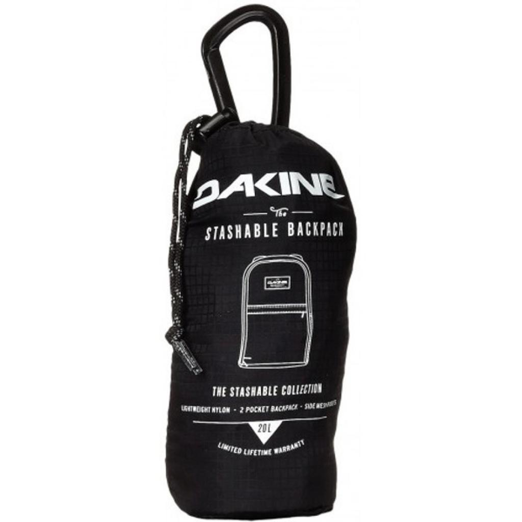 Рюкзак Dakine Stashable Backpack 20L Black 8130-101 (610934903614) изображение 2
