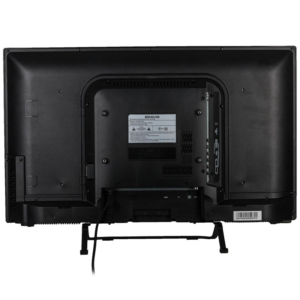 Телевизор Bravis LED-28D1070 black изображение 2