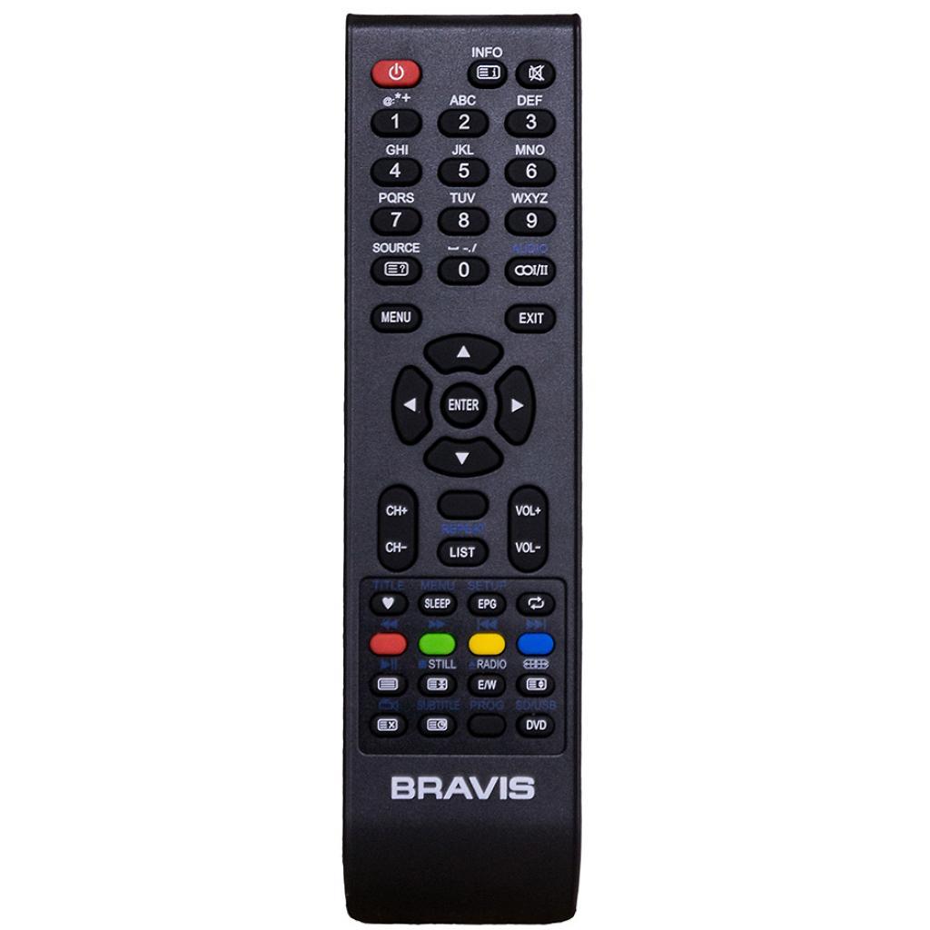 Телевизор Bravis LED-28D1070 black изображение 6