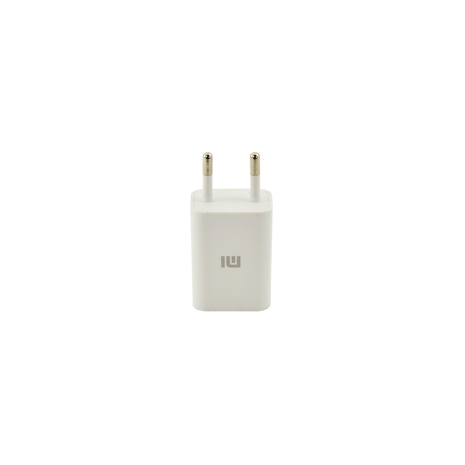 Зарядное устройство Xiaomi CH-P002 1A + cable MicroUSB (41986)