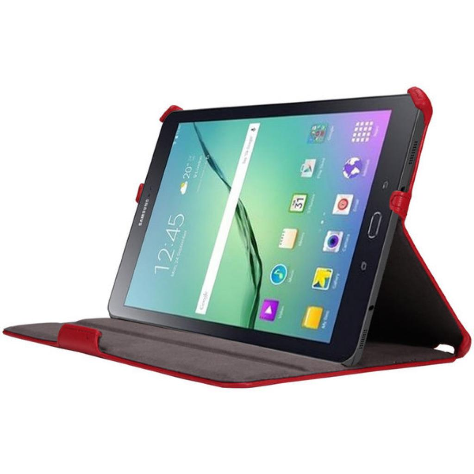 Чехол для планшета AirOn для Samsung Galaxy Tab S 2 9.7 red (4822352777456) изображение 5