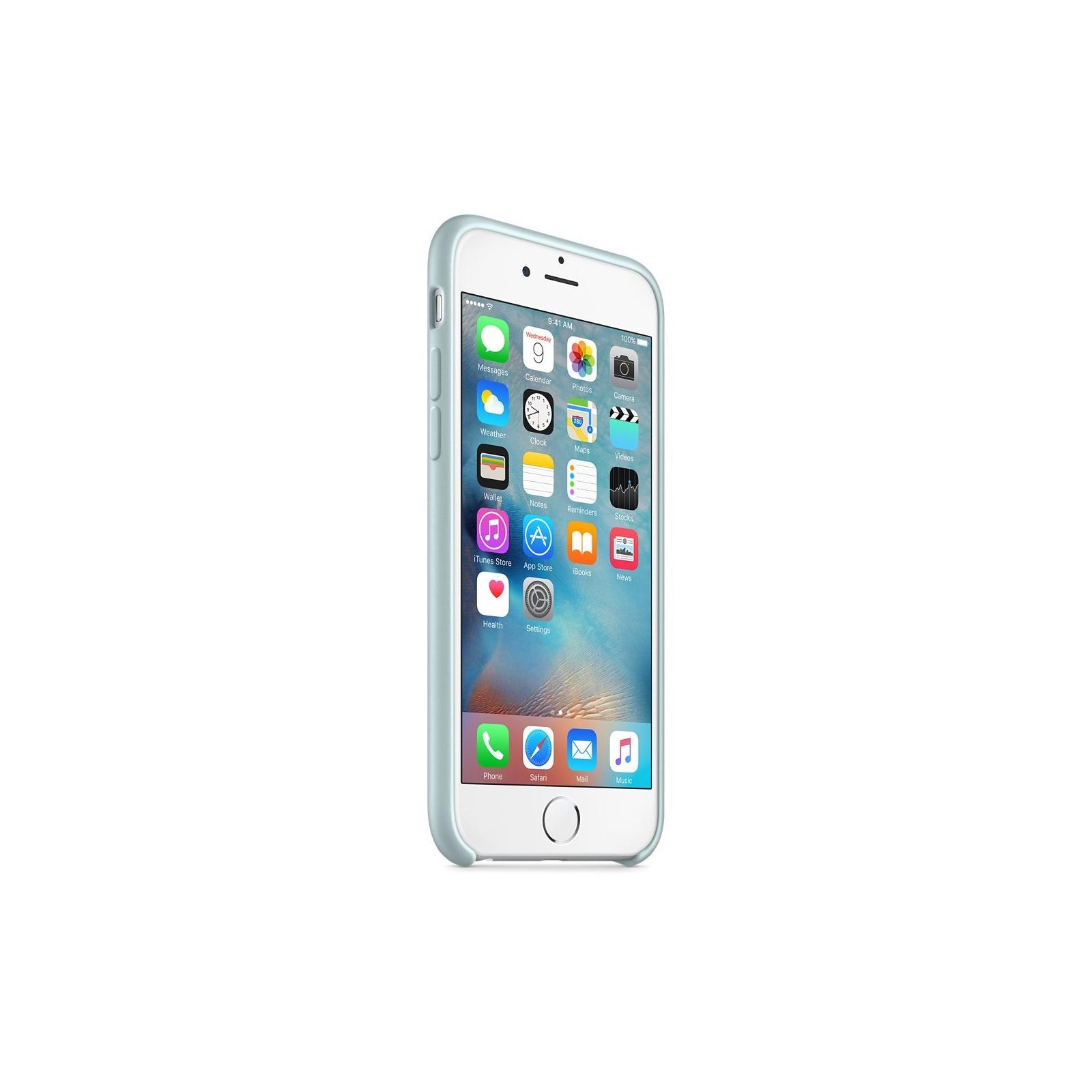 Чехол для моб. телефона Apple для iPhone 6/6s Torquoise (MLCW2ZM/A) изображение 3