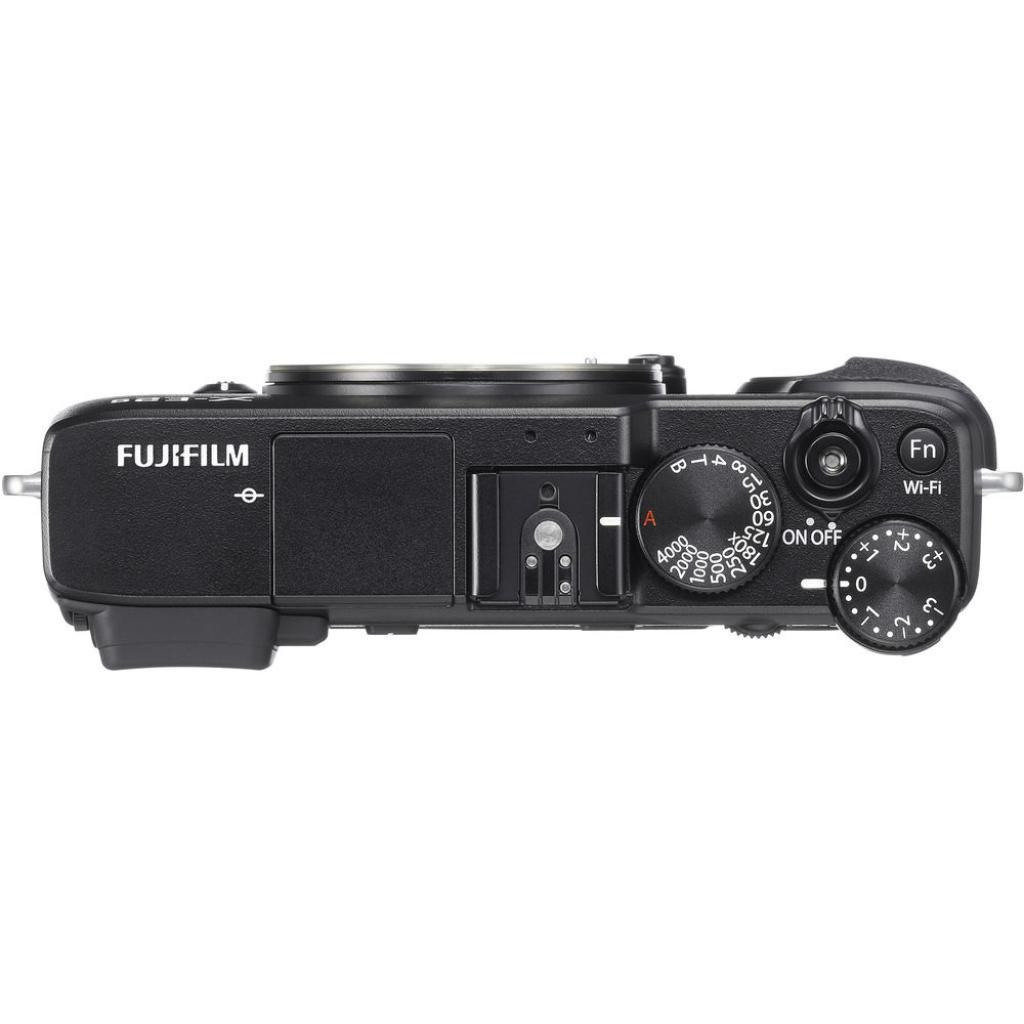 Цифровой фотоаппарат Fujifilm X-E2S body Black (16499186) изображение 3