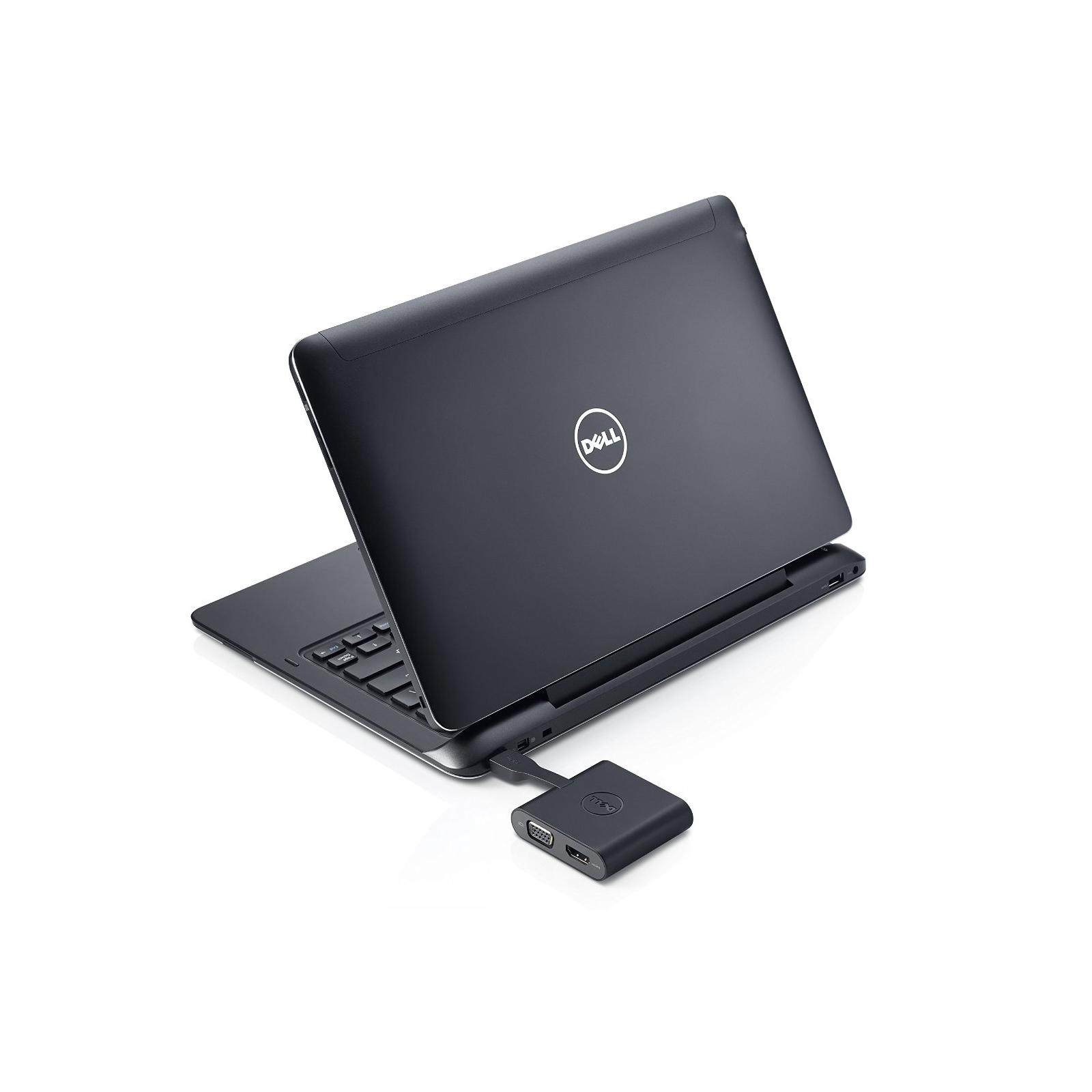 Порт-репликатор Dell DA100 USB 3.0 to HDMI/VGA/Ethernet/USB 2.0 (492-BBNU) изображение 5