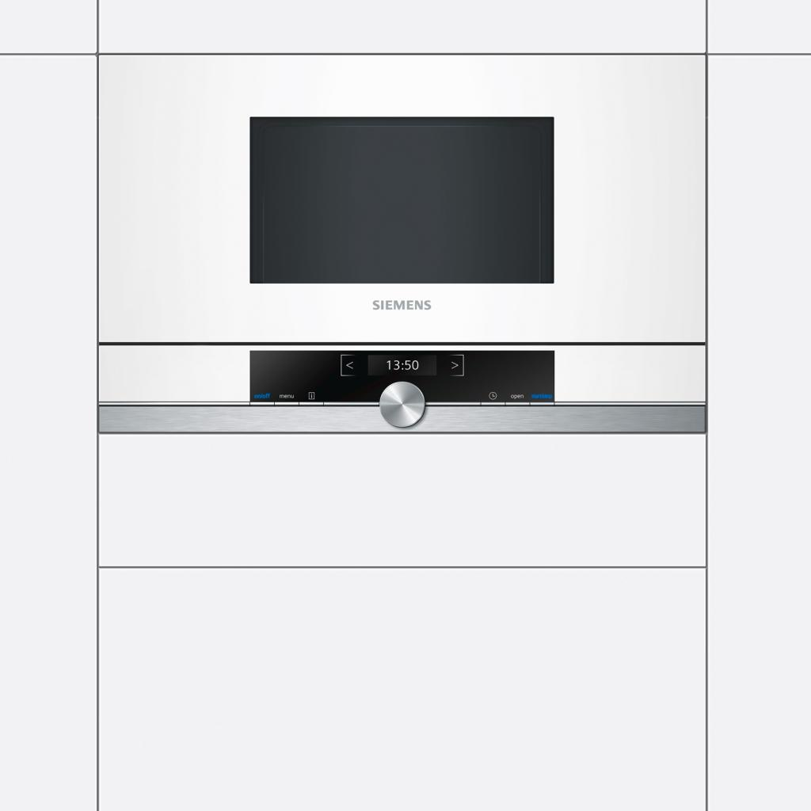 Микроволновая печь Siemens BF 634 LGW1 (BF634LGW1) изображение 3