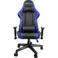 Кресло игровое Raidmax Black/Blue (DK706BU)