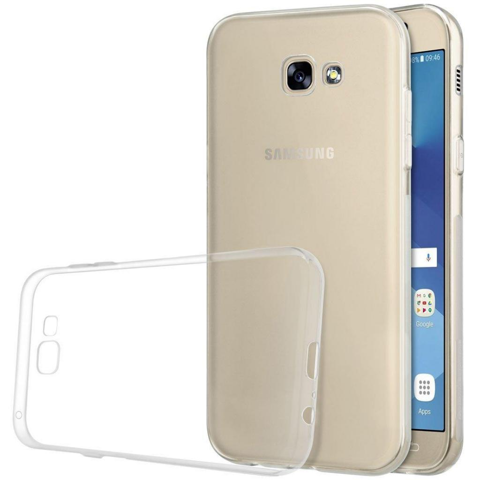 Чехол для моб. телефона SmartCase Samsung Galaxy A5 /A520 TPU Clear (SC-A5)