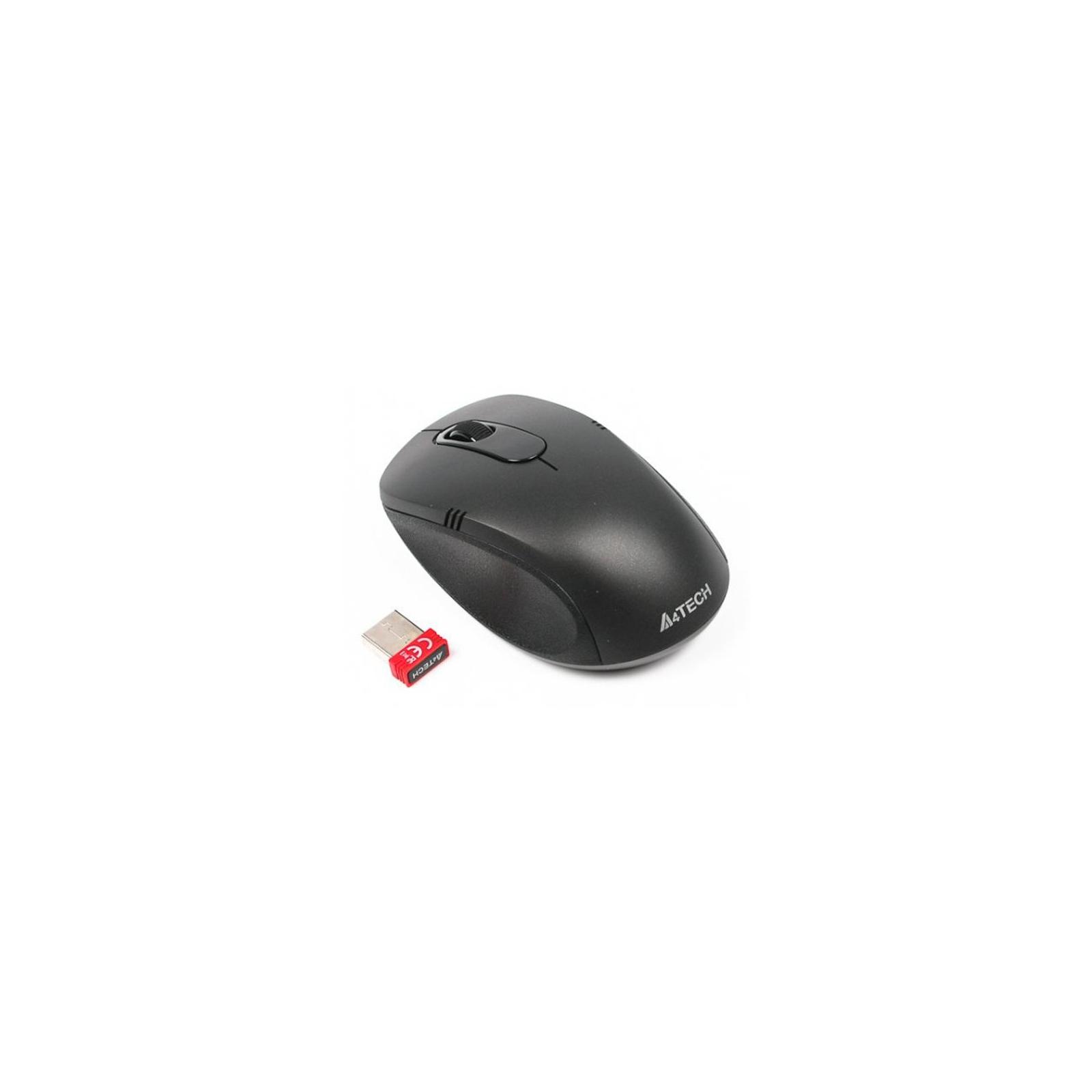 Мышка A4Tech G3-630N Black изображение 4