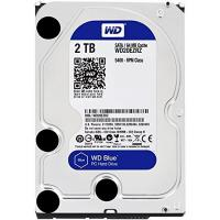"""Жесткий диск 3.5"""" 2TB Western Digital (#WD20EZRZ-FR#)"""