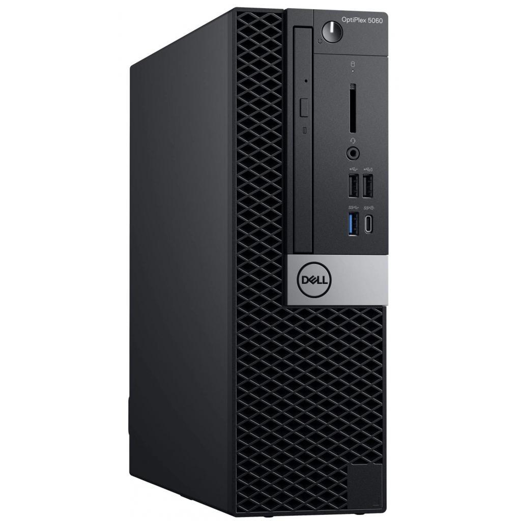 Компьютер Dell OptiPlex 5060 SFF (N029O5060SFF_UBU) изображение 3