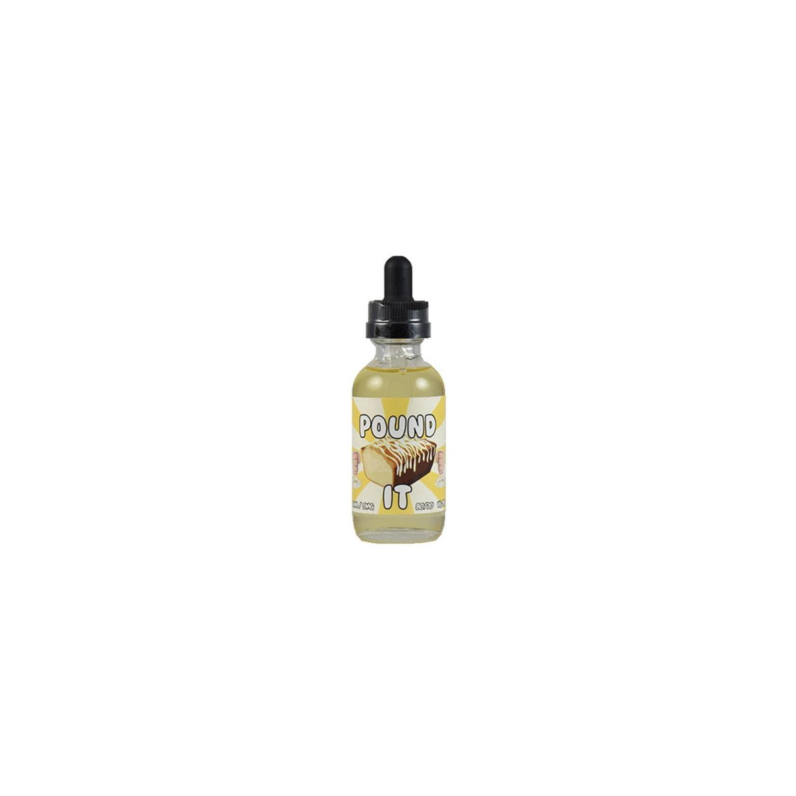 Жидкость для электронных сигарет FlavorSuite Pound It 3 мг 30 мл (US-FS-PI-3)