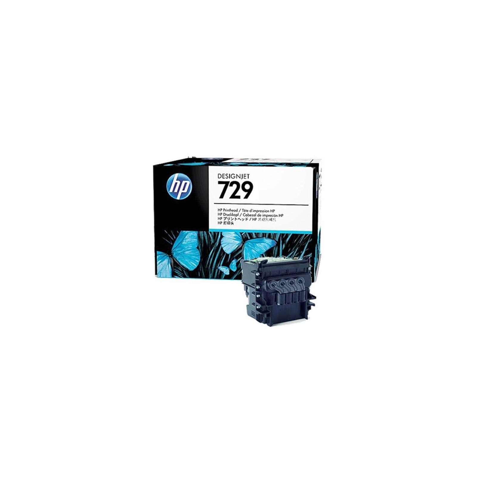 Печатающая головка HP No.729 DesignJet (F9J81A) изображение 2