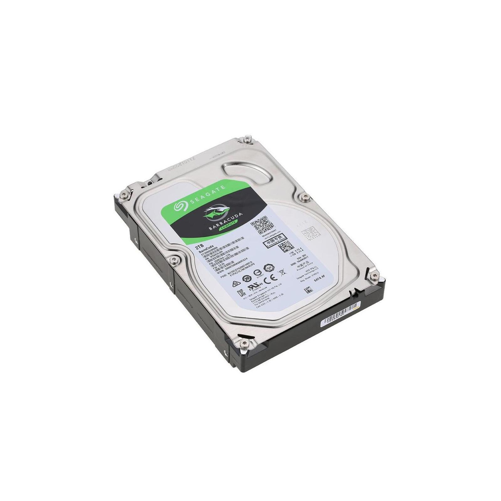 """Жесткий диск 3.5"""" 2TB Seagate (# ST2000DM005-FR #) изображение 2"""