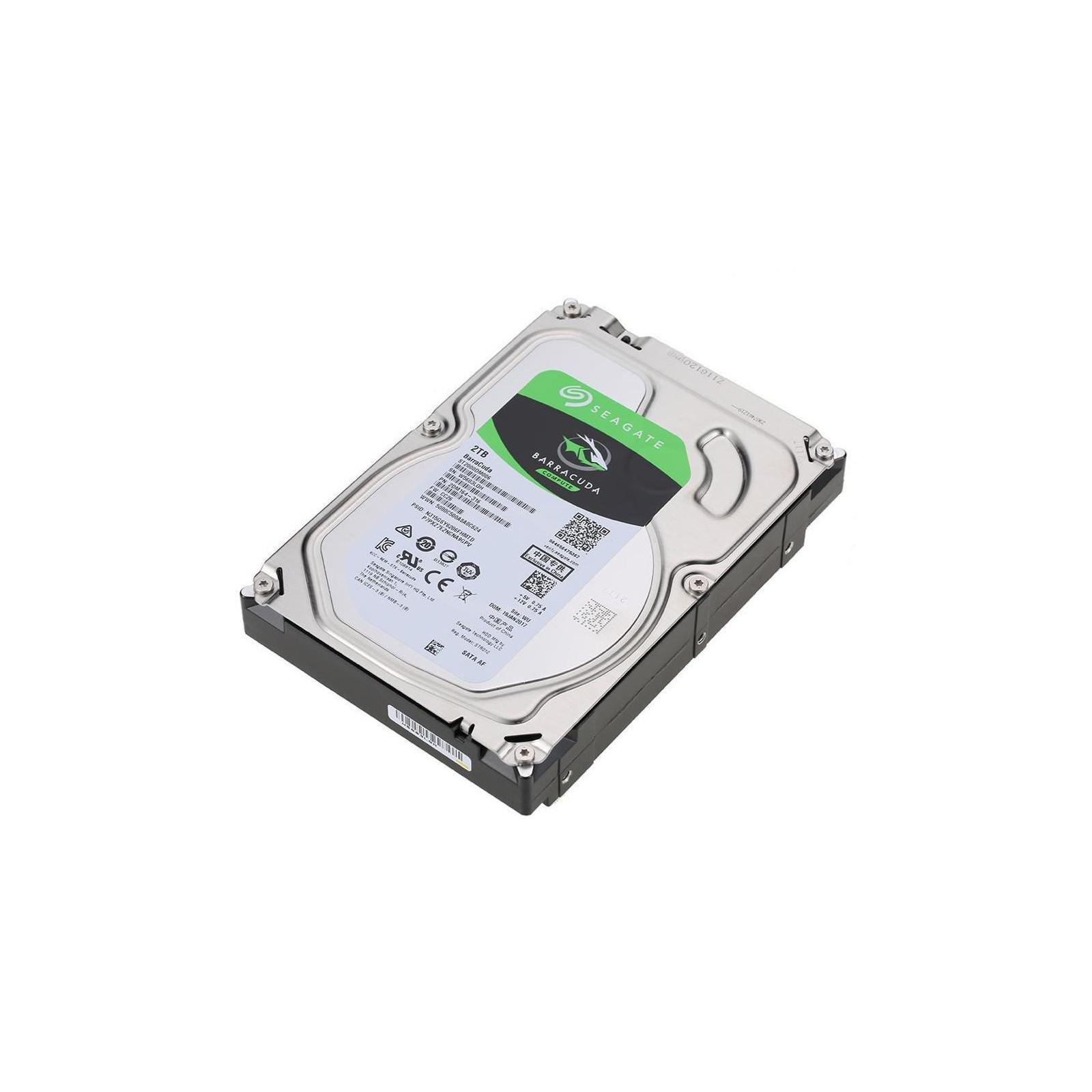 """Жесткий диск 3.5"""" 2TB Seagate (# ST2000DM005-FR #) изображение 3"""