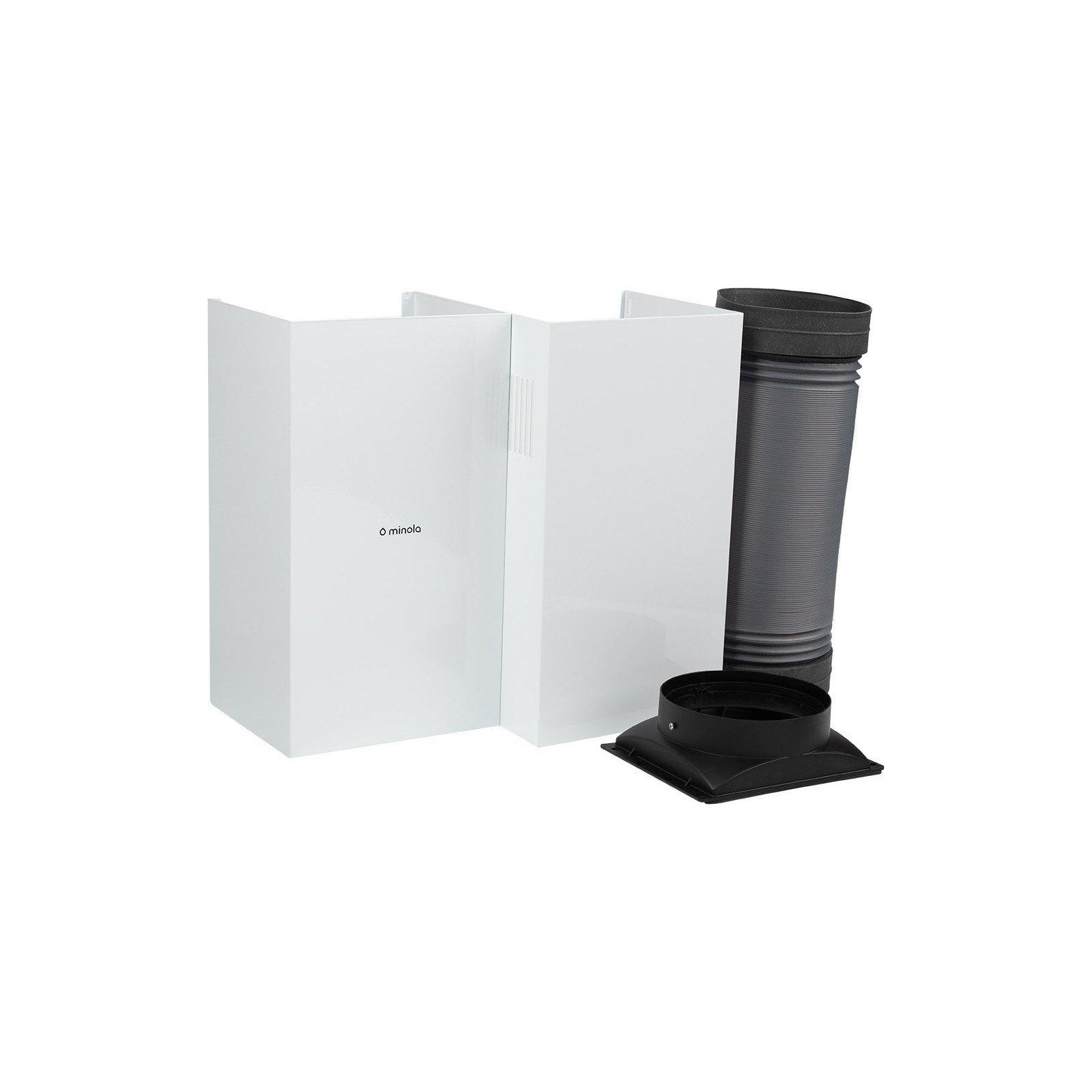 Вытяжка кухонная MINOLA HVS 6682 WH 1000 LED изображение 7