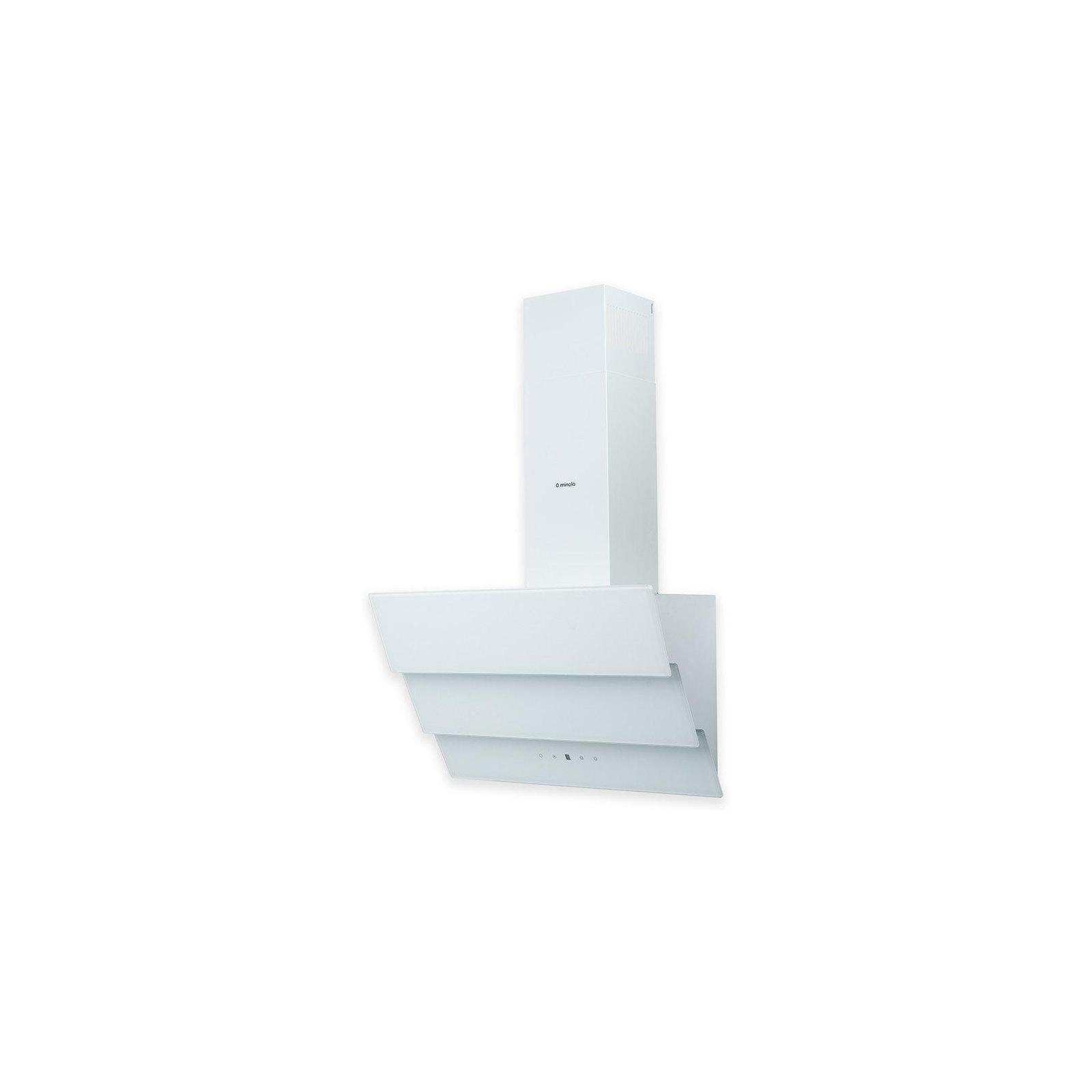 Вытяжка кухонная MINOLA HVS 6682 WH 1000 LED